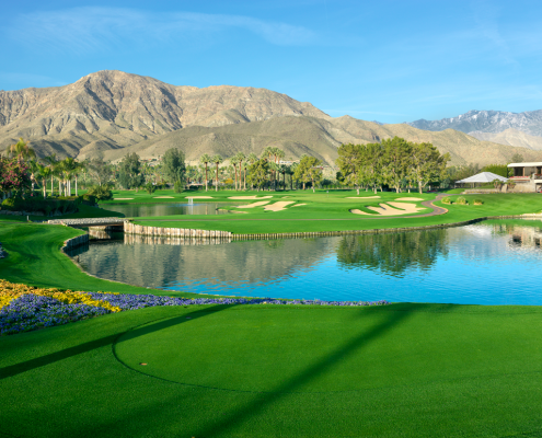Golf Course Review California